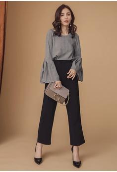42c0db3ecfb 38% OFF Kodz Plain Cropped Pants S  55.90 NOW S  34.90 Sizes M L