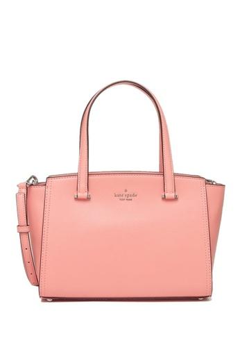 Kate Spade pink Kate Spade Patterson Drive Small Geraldine Satchel - Pink(Sunsetdaze) 53153AC07DB579GS_1