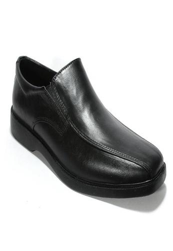 Easy Soft By World Balance black Brooklyn Men's Formal Shoes 0471ASHCE32F34GS_1