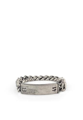 HAPPY FRIDAYS 1314 Lovers Titanium Steel Bracelet DW0168 A66E6ACB964A81GS_1