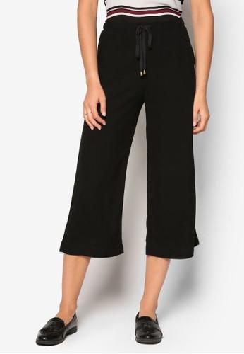 抽繩七分褲, 服飾, 長褲及內搭esprit台灣褲