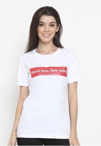 Sequel white More Love 0D6EDAA7626B1FGS_1
