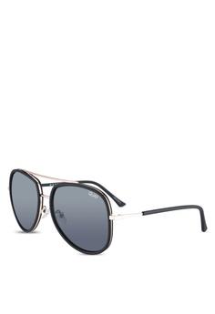 e6087299576 Quay Australia black Needing Fame Sunglasses QU661GL0RLW1MY 1