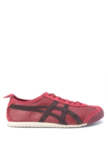 Onitsuka Tiger red and multi MEXICO 66 VIN ON625SH0JLTTPH_1
