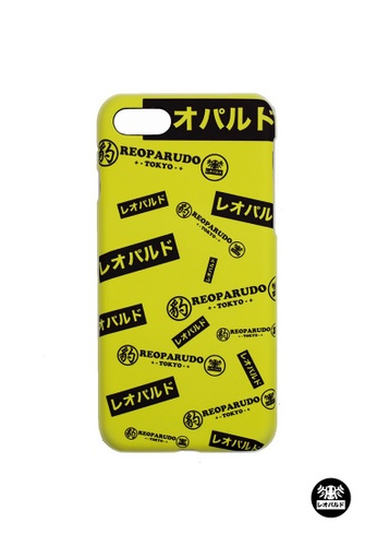 Reoparudo black and yellow RPD iPhone7 Original Case (4.7inch) RE613AC2V8Z7HK_1