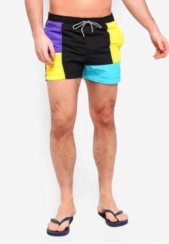 Factorie 多色 Swim Shorts F7721AAA6DFBEFGS_1