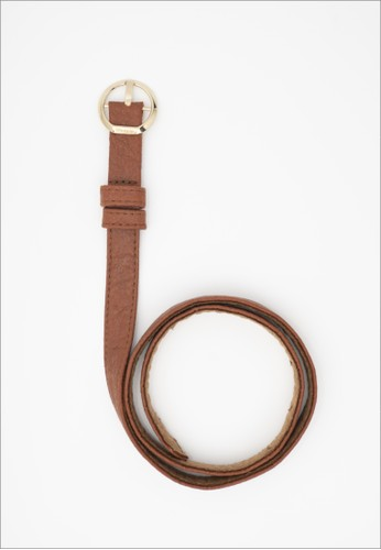 1 PEOPLE brown Berlin SXF - Thin Belt - Canela 238B8AC252292AGS_1