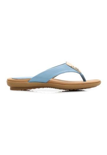 BNC blue Slide Sandal E8536SHE92C6E9GS_1