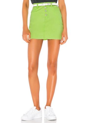 great discount sale united states nice cheap Alix Distressed Denim Skirt(Revolve)