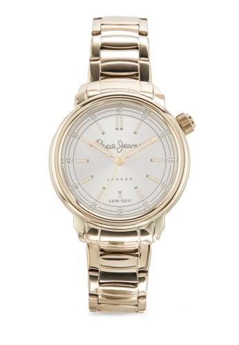R2353117501 Sallyesprit outlet台北 不銹鋼女錶, 錶類, 飾品配件