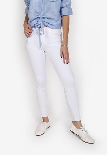 HERAPOSH white Wheel Jeans 1C258AA20C2AB0GS_1