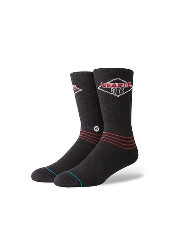 STANCE black Stance License To ill Large - Black 1B2EBAAA918397GS_1