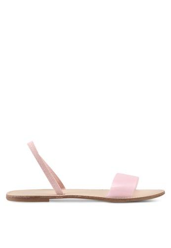 UK Sizes 3-7 Transparent /& White Bebo Womens Sliders