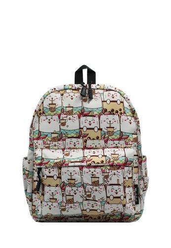 Wanderlust multi Wanderlust Backpack Bubble AFC8FKCAB34505GS_1