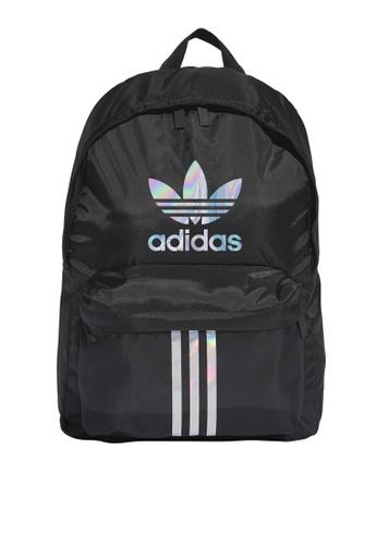 ADIDAS black originals adicolor classic backpack 78656ACA9F8EEEGS_1