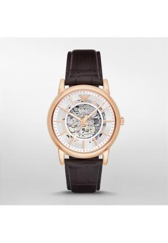 Empesprit分店orio Armani LUIGI簡約系列腕錶 AR1983, 錶類, 紳士錶