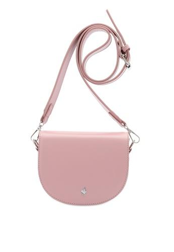Swiss Polo pink Classic Ladies Sling Bag 01B70ACD98F921GS_1