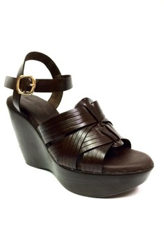 Coleen Leather Sandals