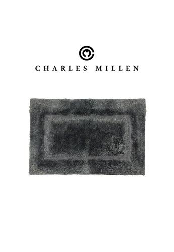 Charles Millen CMSG Lush  Microfibre Anti Slip Bath Mat  43 x 61  cm/ 551g 85118HL9A49875GS_1