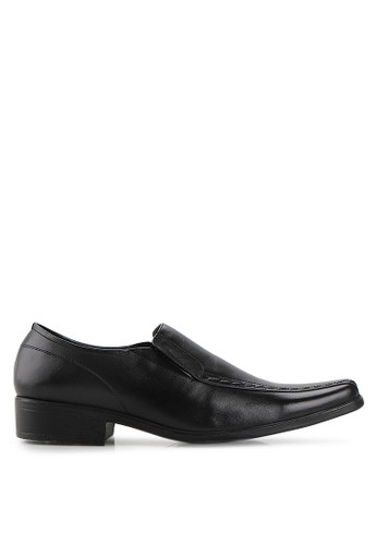 Dr. Kevin black Loafers, Moccasins & Boat Shoes Shoes 13221 DR982SH23BLWID_1