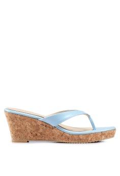 ce7d85c126d Buy Heatwave Wedge Sandals For Women Online on ZALORA Singapore