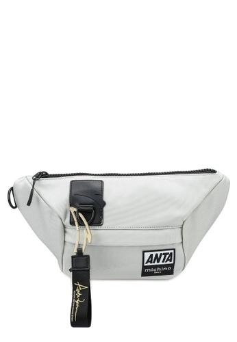 Anta grey 30th Anniversary Chest Bag B4F37ACE6B99B5GS_1