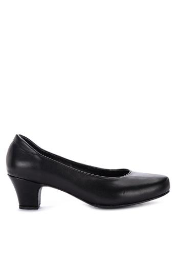 4806a540e0b Shop Janylin Kitten Heel Court Shoes Online on ZALORA Philippines