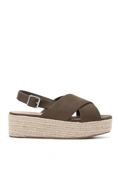 c81d34b374d Wedge Sandals Available at ZALORA Philippines