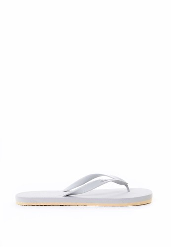 Tendencies navy Tendencies Sandal GREY MIX RUBBER FLIP FLOP TE953SH75PWIID_1