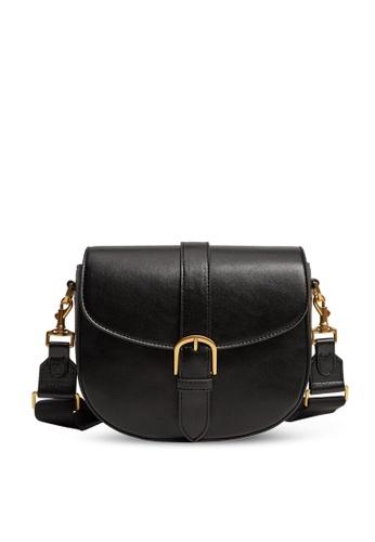 Mango black Buckled Flap Bag 45FF1ACD55C5ABGS_1