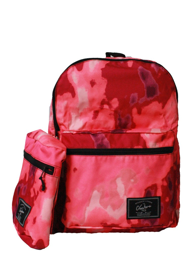 Pink Panther Fold and Go Backpack
