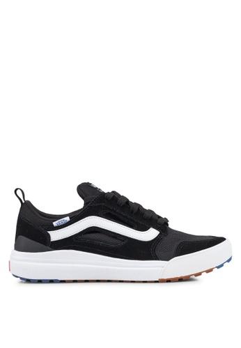 VANS black UltraRange 3D Sneakers E6074SH20E35B9GS_1