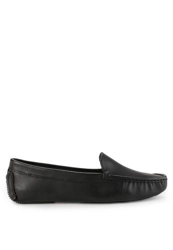 De LUCA black Slip On Moccasins Sepatu Wanita D4EB7SH8F81B86GS_1