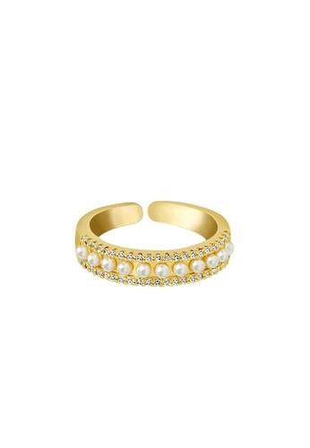 BE.JUU gold Cincin BE.JUU Joy Aksesoris Perhiasan Wanita 95DF4AC57EAB32GS_1