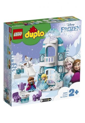 LEGO multi LEGO DUPLO Princess TM 10899 Frozen Ice Castle (59 Pieces) FD88BTH613978CGS_1