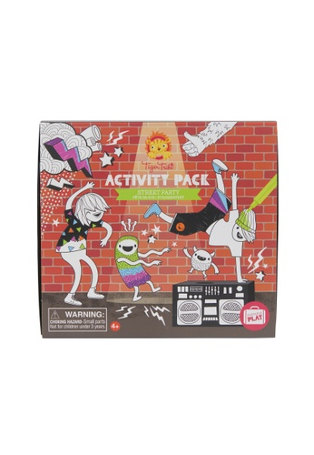 Tiger Tribe Activity Pack - Street Party 098DFTHA846EE0GS_1
