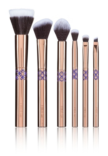 Luxie Beauty purple Luxie Princess Jasmine Brush Set 54151BE9F841D0GS_1