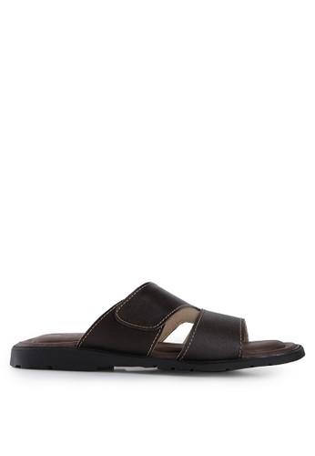 MARC & STUART Shoes brown Sandal News MA456SH38BDDID_1
