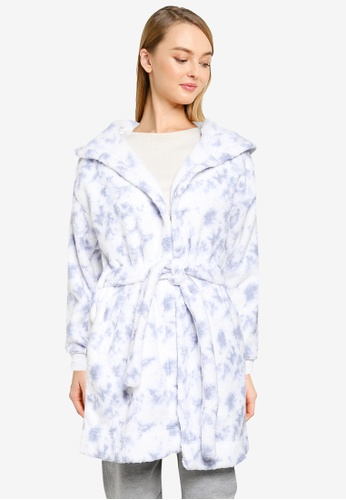 Cotton On Body blue The Lounging Robe 210B4AA4C3221BGS_1