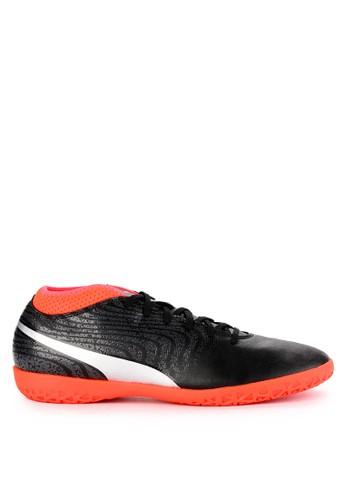Puma black Puma One 18.4 It Shoes DB64ASHC81DD8DGS_1