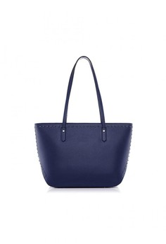 Royal Blue Livia Tote