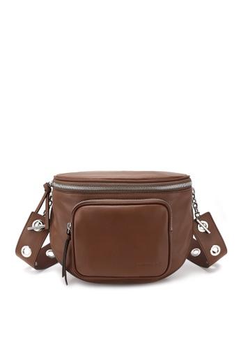 RABEANCO brown RABEANCO INA Crossbody - Camel 98524AC8771E17GS_1