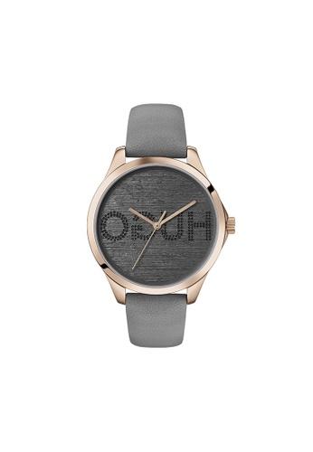 Hugo Boss grey HUGO Fearless Grey Women's Watch (1540044) 2A0D0AC655A285GS_1