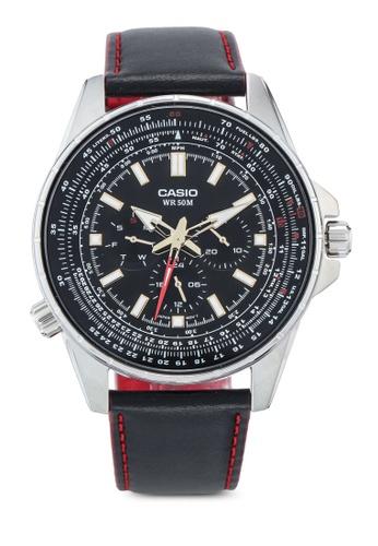 Casio black Casio MTP-SW320L-1AVDF Watch 122B6ACF5956C2GS_1