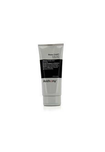 ANTHONY ANTHONY - Logistics For Men Shave Cream 177ml/6oz EC01DBEAFD0E8DGS_1