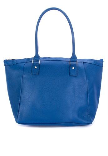 JEWELCITI blue Seoul Tote Bag 6FDB0ACA68B2AFGS_1