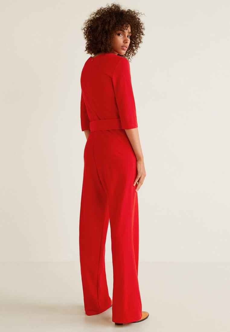 844064a09408b ... Bow Mango Long Mango Jumpsuit Red Jumpsuit Red Mango Long Bow Bow  7dwq6Xq ...