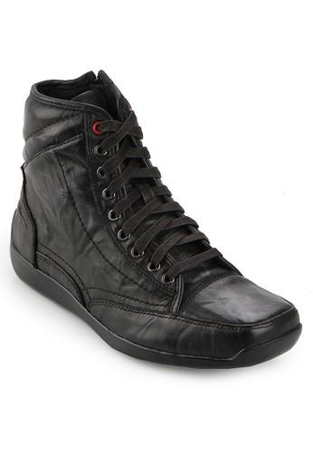 Jual Gino Mariani Elario 2 Leather Casual Shoes Original