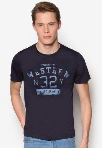 32 文字設計TEE, 服飾,esprit 工作 T恤