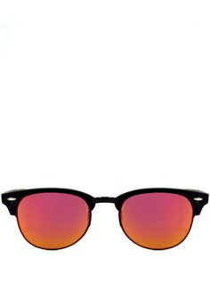 The TUS In Flash Pink Sunglasses